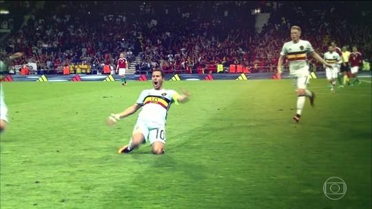 Chegou a vez da Bélgica? Caio Ribeiro analisa Hazard, De Bruyne e cia
