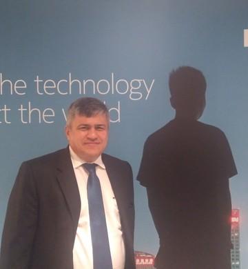 Wilson Cardoso, CTO diretor de tecnologia da Nokia na América Latina (Foto: Rafael Faustino)