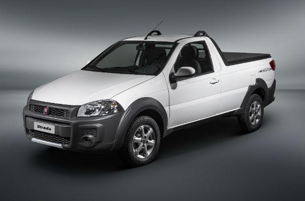 Fiat Strada Freedom Cabine Simples (Foto: Divulgação)