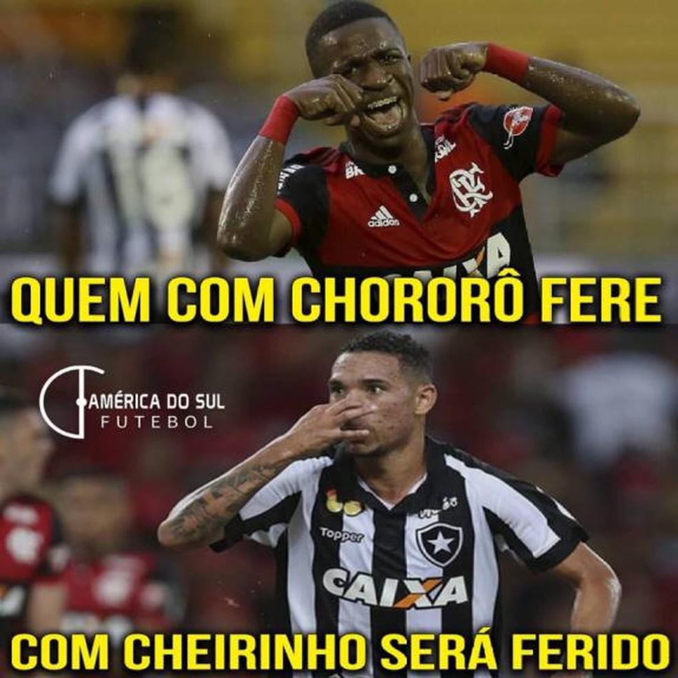 """""""Cheirinho"""" e muito mais: derrota do Flamengo enche web de ..."""
