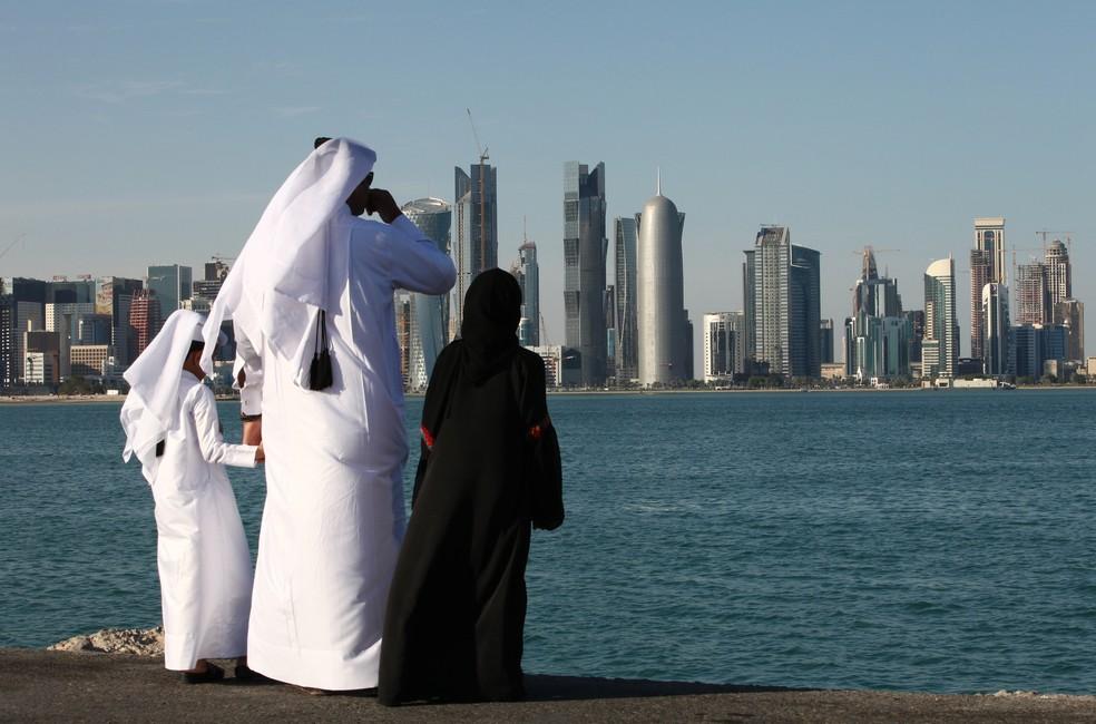 Doha é a favorita para receber final da Libertadores  ? Foto: Getty Images