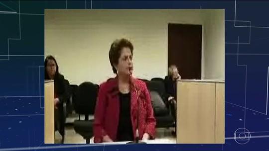 Dilma depõe e diz que Gleisi Hoffmann não tinha 'nem conhecimento' de quem era Paulo Roberto Costa