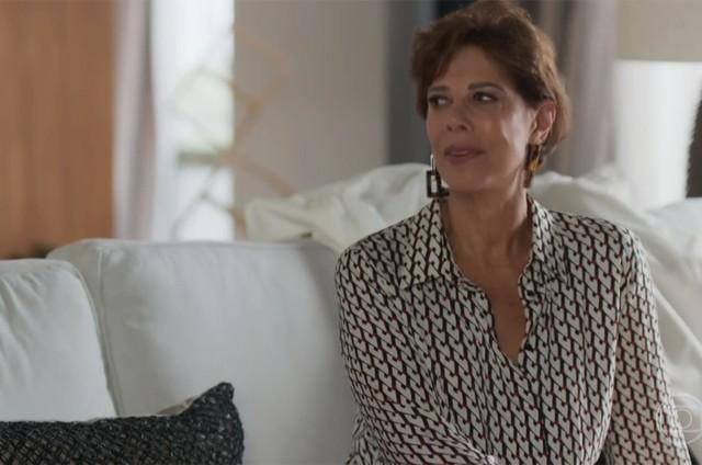 Angela Vieira é Vera (Foto: TV Globo)