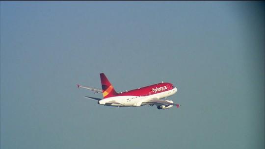 Avianca vai devolver mais aviões na semana que vem