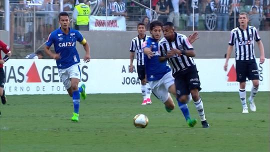 Melhor campanha não é sinônimo de título, e Atlético-MG tenta repetir feitos de 2012 e 2017