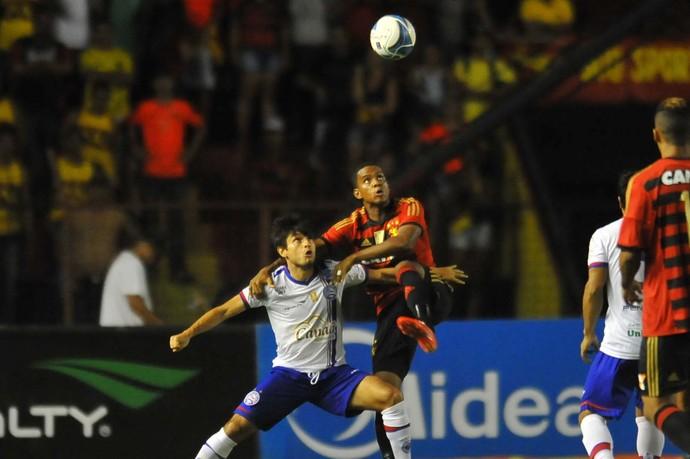 Sport x Bahia Copa do Nordeste (Foto: Aldo Carneiro/Pernambuco Press)