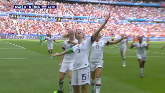Vim, falei e venci: eleita a melhor da Copa, Megan Rapinoe eterniza seu futebol e sua voz