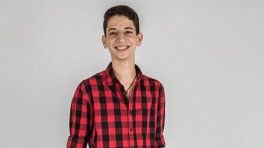 Conheça Arthur Rodrigues, participante do 'The Voice Kids'