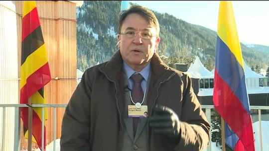 Bolsonaro fez discurso genérico em Davos