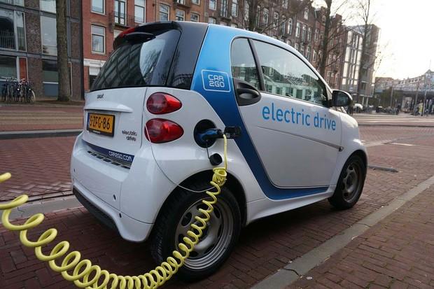carros elétricos (Foto: Reprodução)