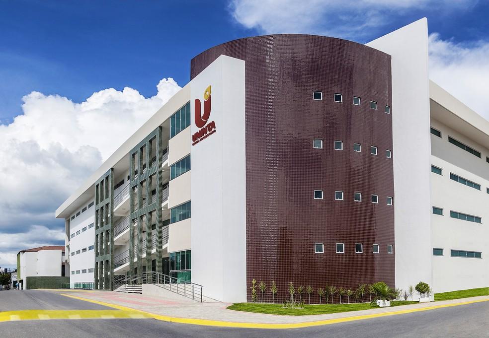 Com 18 anos e conceito de excelência segundo o MEC, o Centro Universitário Inta (UNINTA) se destaca na paisagem da educação superior do Ceará por sua infraestrutura e qualidade de ensino.  (Foto: Divulgação)