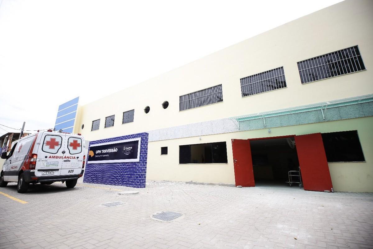 Após quatro anos de reforma, unidade de atendimento pré-hospitalar de Campos, RJ, começa a funcionar em novo prédio