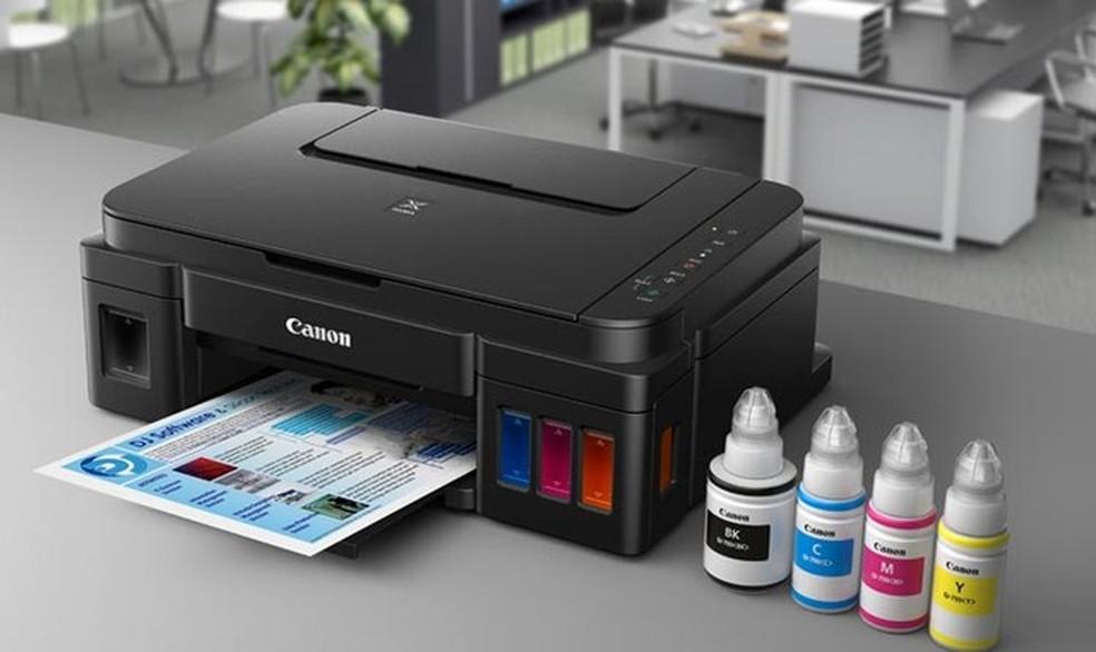 canon-impressora-home (Foto: Divulgação/Canon)