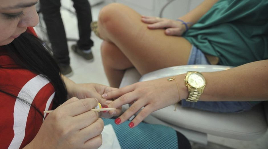 manicure, beleza, serviços (Foto: Elza Fiúza/Arquivo/Agência Brasil)