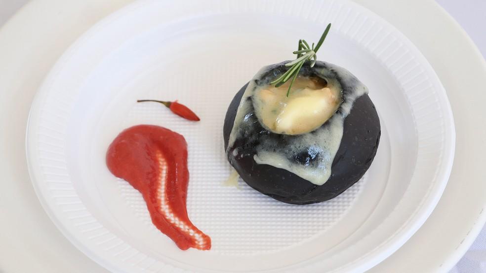 Buraco Negro ficou em 1º lugar na categoria Comidinhas Salgadas — Foto: Divulgação/Prefeitura de Palmas