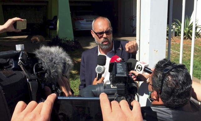 Alan dos Santos, responsável pelo Terça Livre canal no YouTube recebeu recursos de estatais