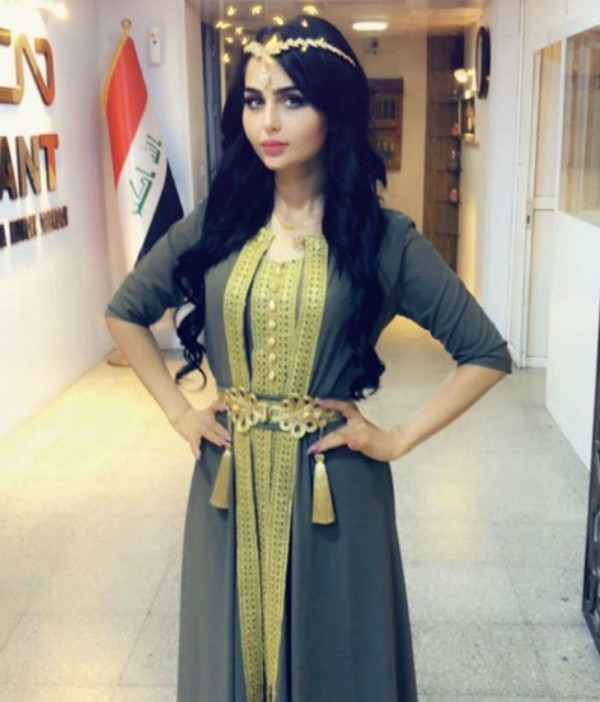 Shimaa Qasim (Foto: Reprodução Instagram)