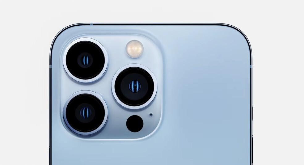 iPhone 13 Pro — Foto: Reprodução/Apple