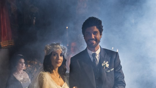 Bruno Cabrerizo comenta casamento de Inácio e Lucinda: 'Público vai se surpreender com as atitudes dele'