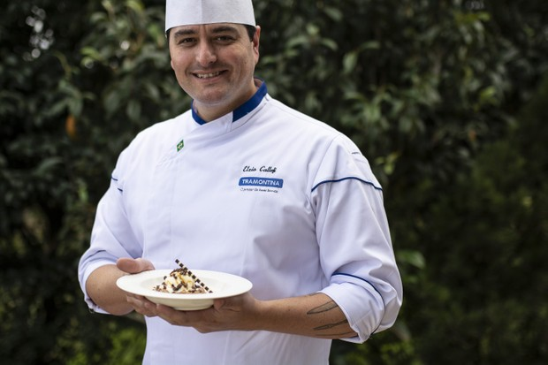 Chef Elzio Callefi Junior, da Tramontina  (Foto: Divulgação)