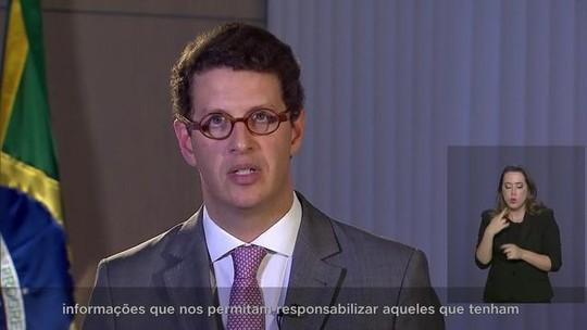 Governo solicita posicionamento da Venezuela sobre vazamento de óleo