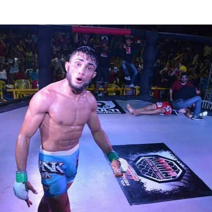 Homem preso suspeito de matar o filho de 1 ano e 6 meses em MS é lutador de MMA