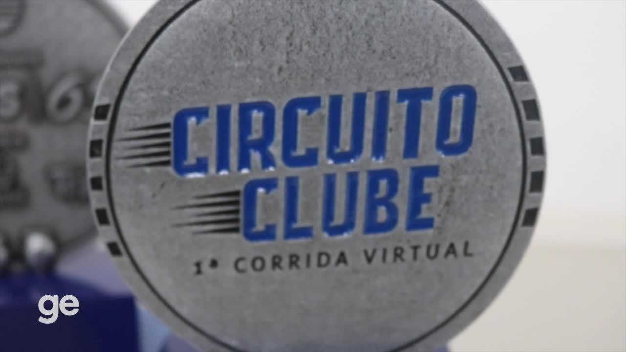 Circuito Clube Corrida Virtual: confira as medalhas da edição 2020