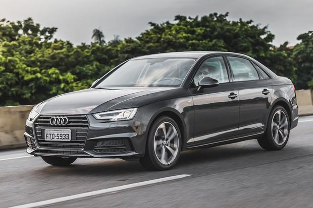 Audi A4 Limited Edition (Foto: Divulgação)