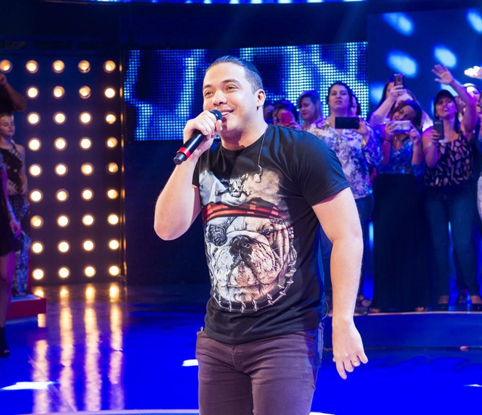 Wesley Safadão vai gravar próximo DVD em Miami, em 2017 (Foto: João Miguel Júinior/TV Globo)