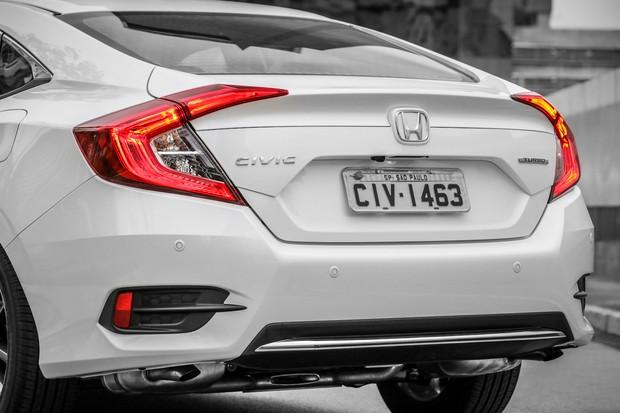 Novo Honda Civic 2020 (Foto: Divulgação)