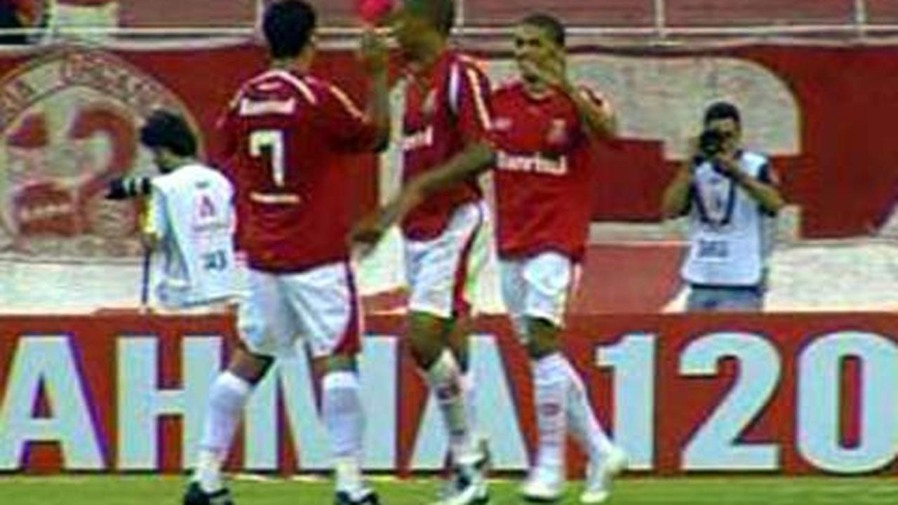 Inter 4 x 0 Ipatinga - 09/11/2008