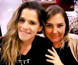Heloisa Périssé e Ingrid Guimarães | Reprodução