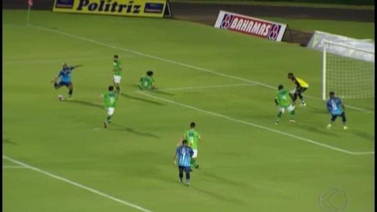 Com um gol em cada tempo, URT vence UEC fora de casa na estreia do Mineiro