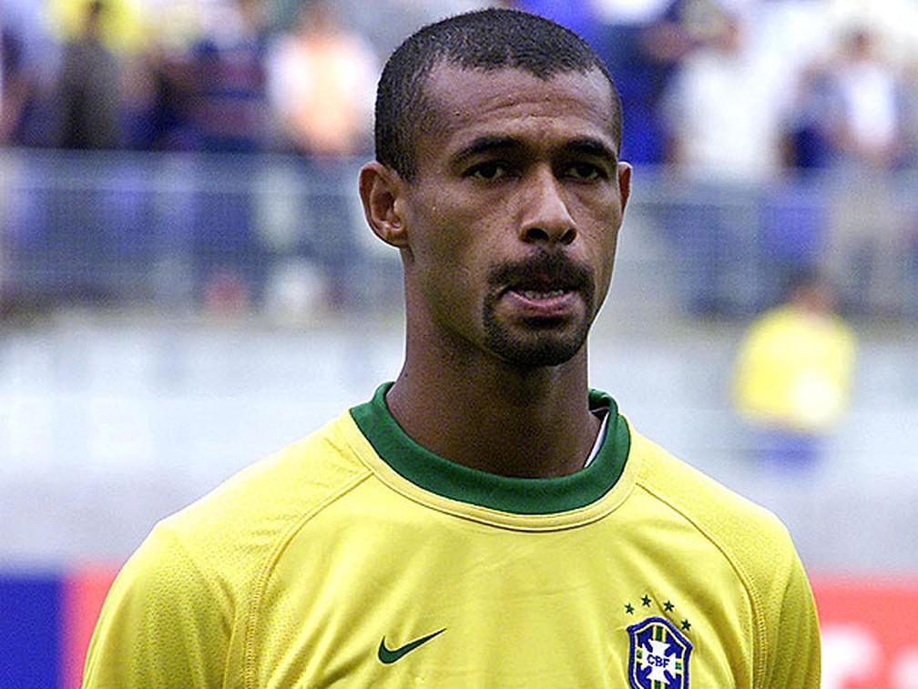 Zé Maria, lateral-direito da seleção brasileira — Foto: Divulgação/CBF