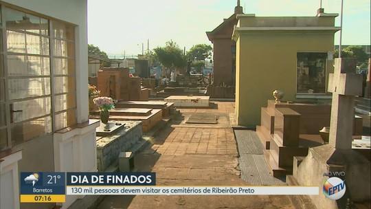 Dia de Finados: confira horários dos cemitérios na região de Ribeirão Preto
