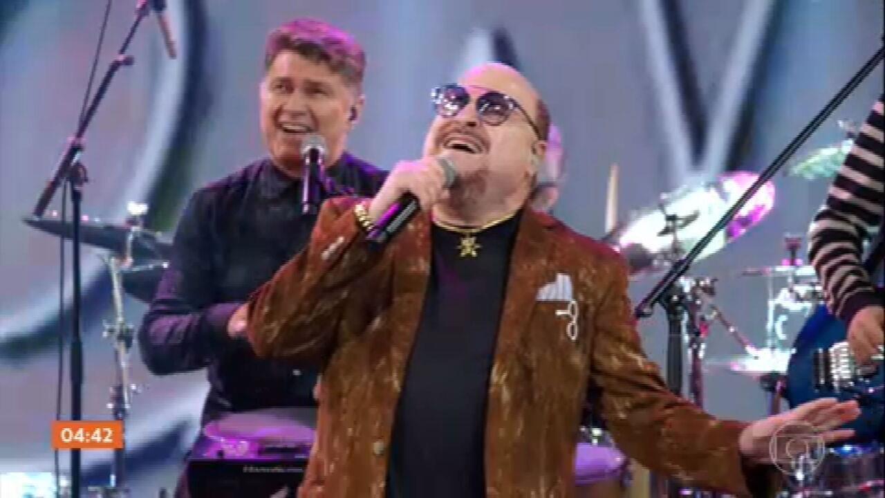 Paulinho, vocalista do Roupa Nova, morre em decorrência da Covid-19