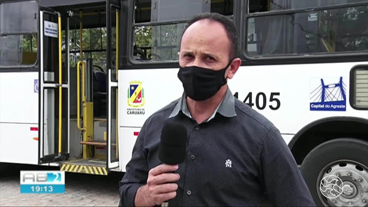 Serviços de ônibus não entram no decreto do Governo de PE e podem circular depois das 20h