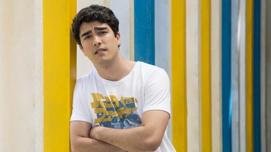 Leonardo Bittencourt fala sobre estreia nas novelas: 'Malhação é só a primeira etapa'