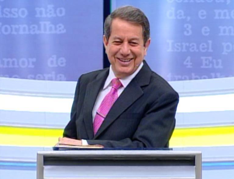 Romildo Ribeiro Soares, conhecido como R.R. Soares, é líder da Igreja Internacional da Graça e tem cultos transmitidos pela TV e pela internet