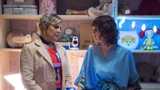 Heloisa Périssé e Renata Gaspar repercutem cena entre mãe e filha em 'Pais de Primeira'