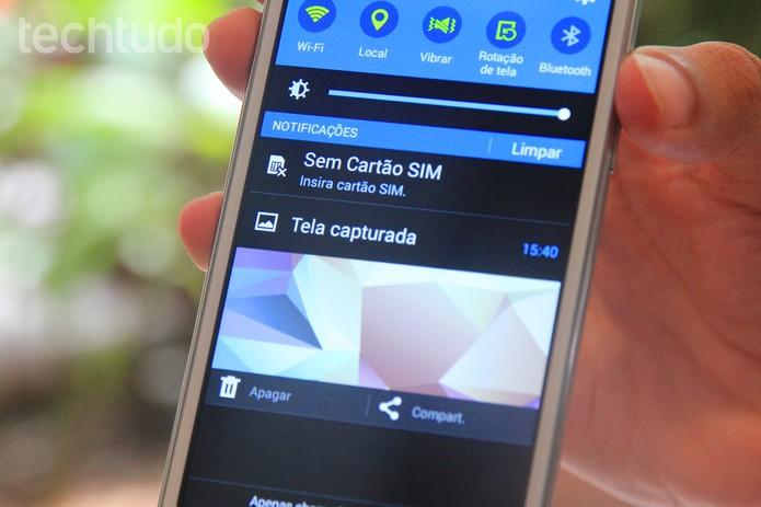 Galaxy Gran Prime Duos (Foto: Isadora Diaz/TechTudo)