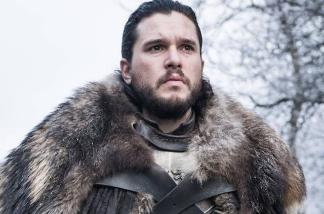 Kit Harington, o Jon Snow de 'Game of Thrones' (Foto: HBO)
