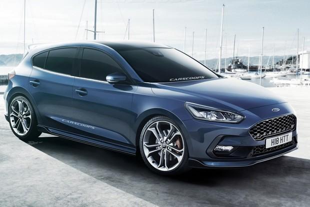 Ford Focus de nova geração é antecipado em imagem - AUTO ...