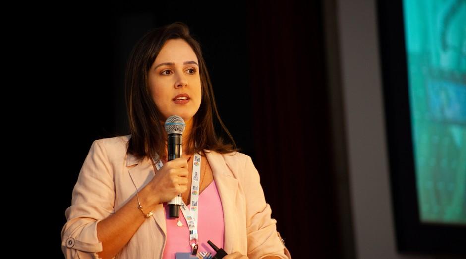 Mirna Borges, criadora do canal EconoMirna (Foto: Divulgação)