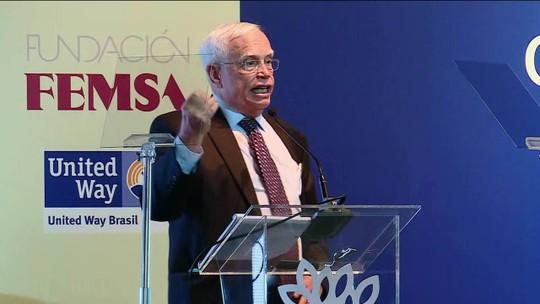 Prêmio Nobel diz que investir em crianças de zero a seis anos pode ajudar a mudar o Brasil