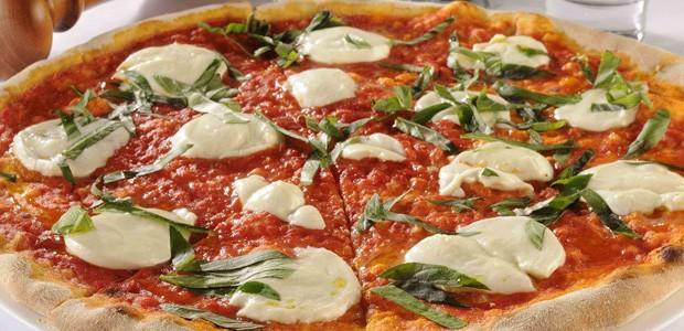 Pizza margherita: prazer instantâneo (Foto: Mauro Holanda / divulgação)