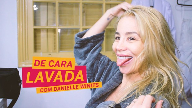 Danielle Winits abre seu camarim para a QUEM (Foto: Eduardo Garcia)