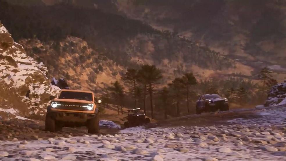Forza Horizon 5 será no México — Foto: Reprodução/Xbox & Bethesda Games Showcase