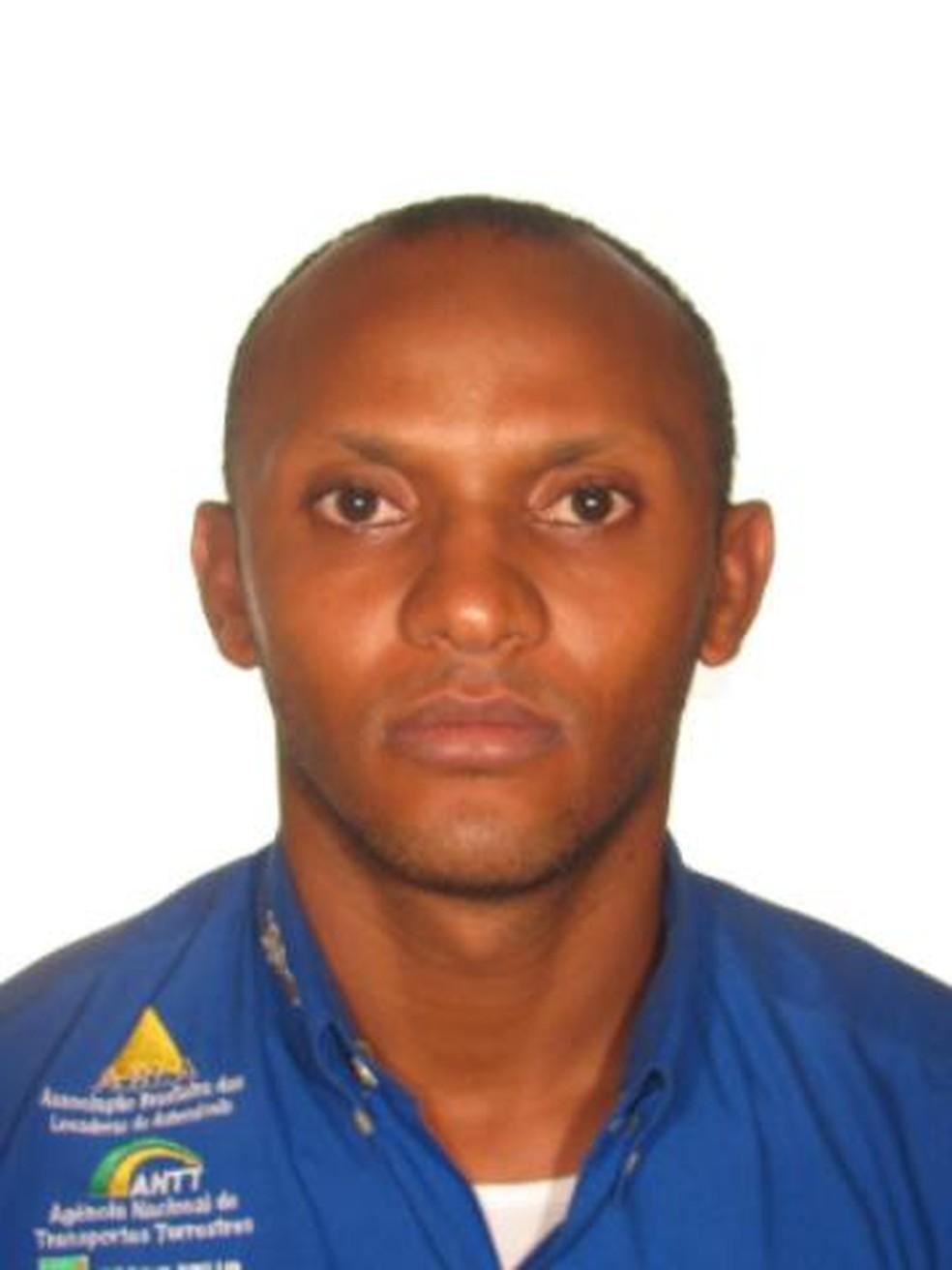 Policial militar Hamilton Caires Linhares, foi preso por suspeita de envolvimento no triplo assassinato no Maranhão — Foto: Divulgação/Polícia Militar
