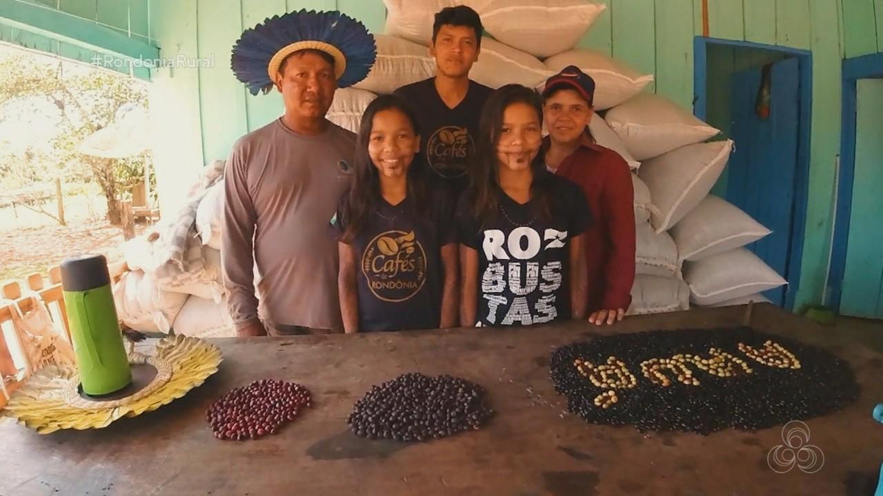 Parte 2: Família Aruá mostra a produção de café Robusta em Terra Indígena